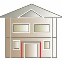 Wykorzystanie listew symetrycznych albo pilastrów do wykończeń drzwi. Najczęściej łączy się je z gzymsami nadokiennymi i wspornikami.