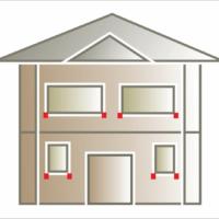 Wspornik elewacyjny montowany jest też poniżej okna, zaraz pod gzymsem podparapetowym.