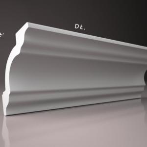 listwa przysufitowa sztukateria wewnetrzna XPS panstyropian WS2D
