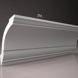 listwa przysufitowa sztukateria wewnetrzna XPS panstyropian WS8
