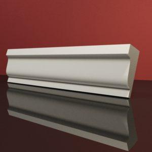 EG10 Gzyms elewacyjny podparapetowy nadokienny posredni sztukateria elewacyjna dach panstyropian eps200 1