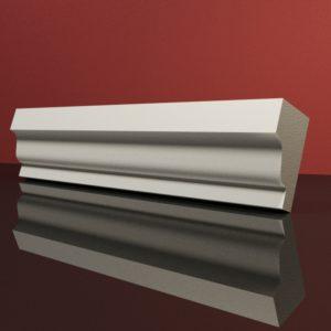 EG11 Gzyms elewacyjny podparapetowy nadokienny posredni sztukateria elewacyjna dach panstyropian eps200 1