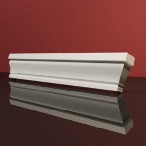 EG13 Gzyms elewacyjny podparapetowy nadokienny posredni sztukateria elewacyjna dach panstyropian eps200 2