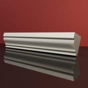 EG15 Gzyms elewacyjny podparapetowy nadokienny posredni sztukateria elewacyjna dach panstyropian eps200 1