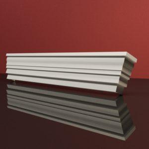 EG21 Gzyms elewacyjny podparapetowy nadokienny posredni sztukateria elewacyjna dach panstyropian eps200 2