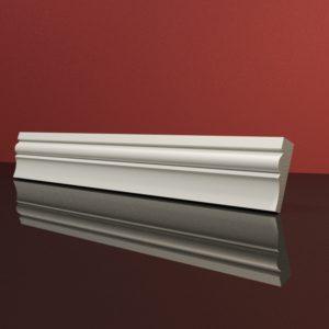 EG23 Gzyms elewacyjny podparapetowy nadokienny posredni sztukateria elewacyjna dach panstyropian eps200 1