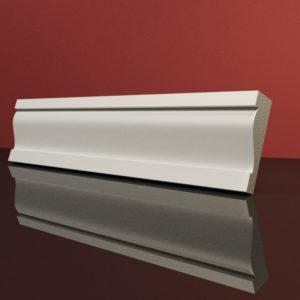 EG25 Gzyms elewacyjny podparapetowy nadokienny posredni sztukateria elewacyjna dach panstyropian eps200 1