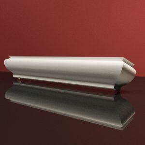 EG27 Gzyms elewacyjny podparapetowy nadokienny posredni sztukateria elewacyjna dach panstyropian eps200 2