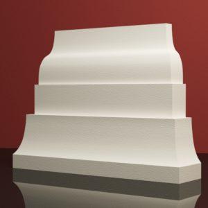 EPB11 Baza pilastra rdzenie pilastra sztukateria elewacyjna panstyropian eps200 10