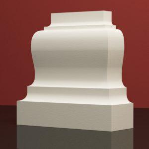EPB8 Baza pilastra rdzenie pilastra sztukateria elewacyjna panstyropian eps200 20