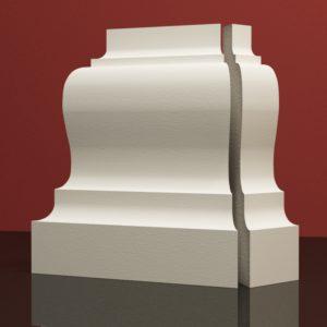 EPB8 Baza pilastra rdzenie pilastra sztukateria elewacyjna panstyropian eps200 21