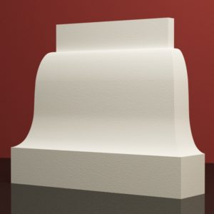 EPB9 Baza pilastra rdzenie pilastra sztukateria elewacyjna panstyropian eps200 10