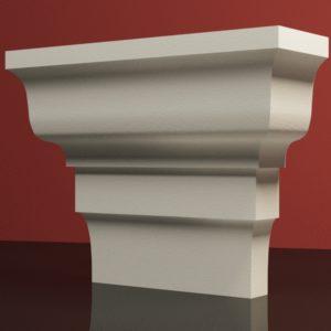 EPG3 Glowica pilastra rdzenie pilastra sztukateria elewacyjna panstyropian eps200 20